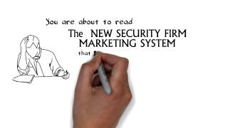 Marketing Private Security Firm