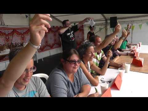 Great Dorset 2014 chilli eating competition *FULL LENGTH*