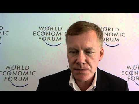 Abu Dhabi Davos Debates 2011 - Michael Lodge
