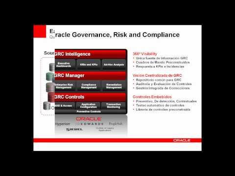 Oracle E-Business Suite 12.1 como solución para mejorar diferentes áreas de una empresa