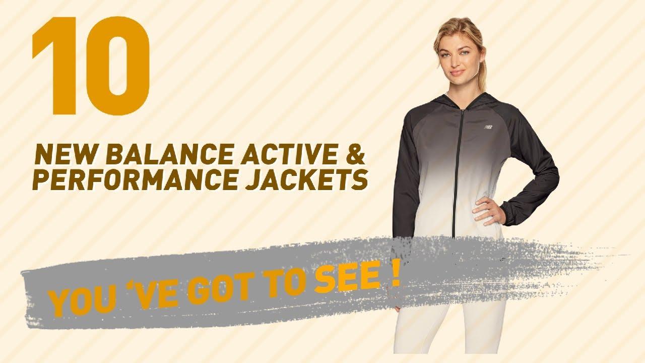 ae8a528e299c2 New Balance Active & Performance Jackets // New & Popular 2017 - YouTube