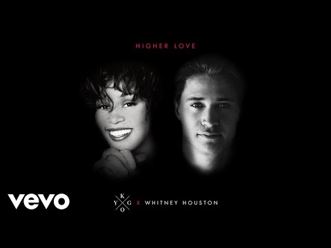 Don Action Jackson - Check Out Whitney Houston's Cover Of Higher Love from the Vaults