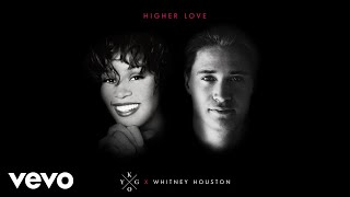Смотреть клип Kygo, Whitney Houston - Higher Love (Audio)