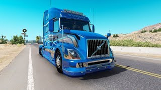 American Truck Simulator MP - катаемся в мультиплеере