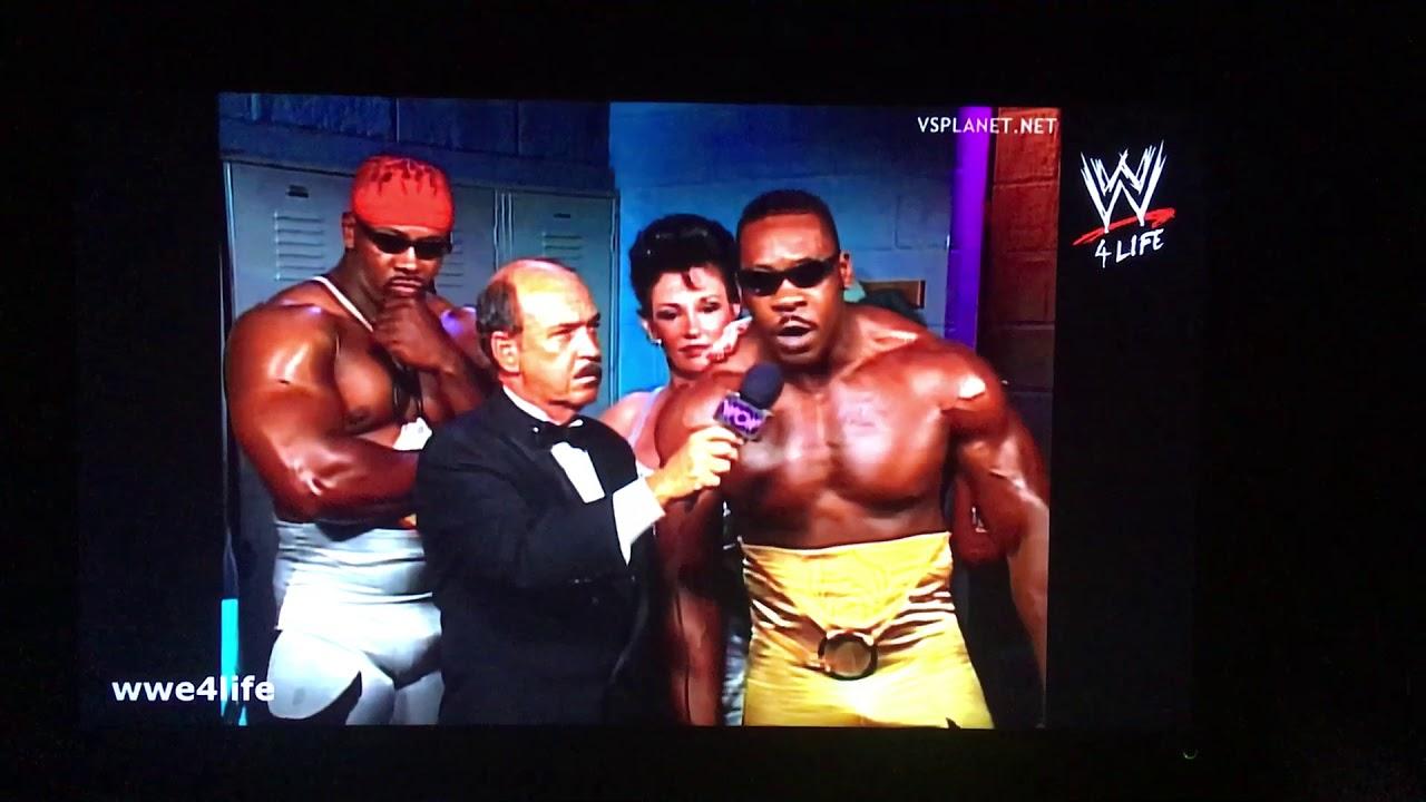 "Booker T ""WE COMIN' FOR YOU NIGGA"""
