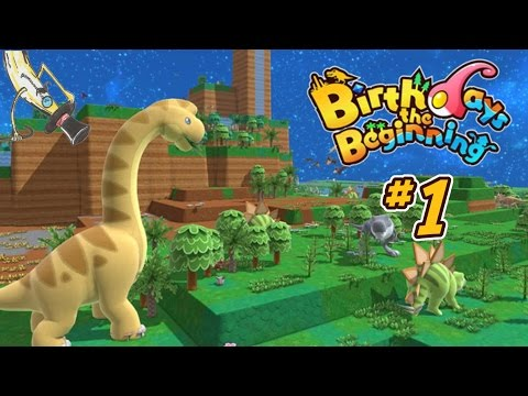 Birthdays the Beginning #1 - A World of Our Own