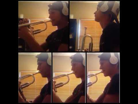 Undertale -Megalovania trumpet arrangement
