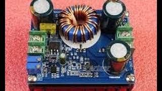 dc dc 600w 10 60v to 12 80v boost converter step up module power supply