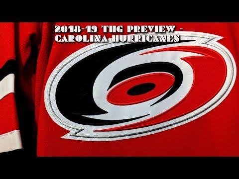 2018-19 Carolina Hurricanes Season Preview