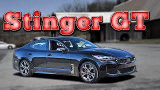 2018 Kia Stinger GT: Regular Car Reviews