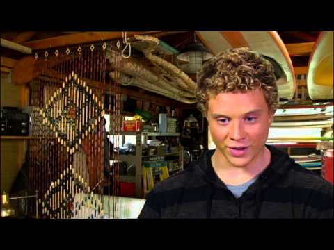 """Interview: """"JONNY WESTON über JAY MORIARITY"""" MAVERICKS - LEBE DEINEN TRAUM (Kinostart: 17.01.2013)"""