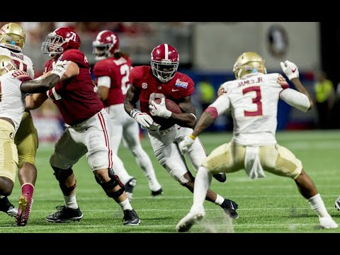 How Bo Scarbrough lost a little weight, expanded his Alabama role