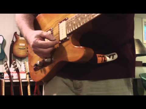 Aronson Custom T with Harmonic Design Z 90s