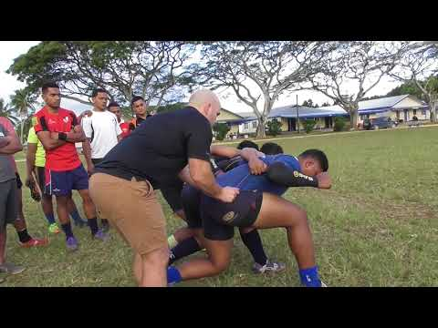 Scrum Coaching (Rugby)