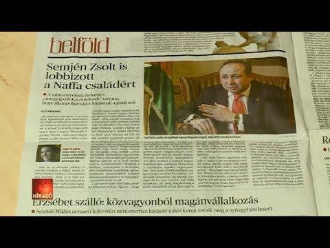 Semjén a Naffa testvérek magyar állampolgárságáért lobbizott
