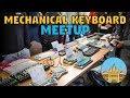 Melbourne Mechanical Keyboard Meetup August 2017