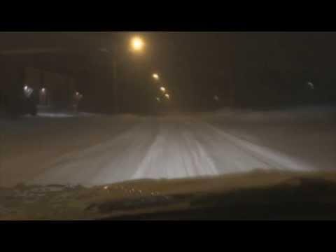 Kitchener / Waterloo Weird Winter Weather January 2014