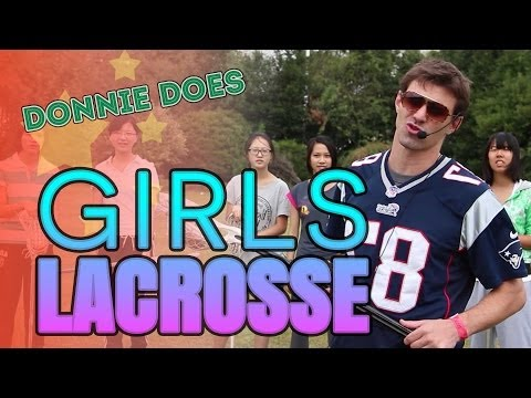 DONNIE DOES | Girls Lacrosse
