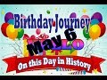 Birthday Journey May 6 New