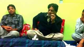 Jo Hussain (a.s) ki raza hai - Zakir Syed Zagham Abbas