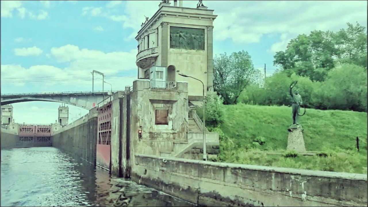 """Москва Ближе к Берегу.""""Великие Стройки Века: Канал волго балтийское путешествие речные круизы"""