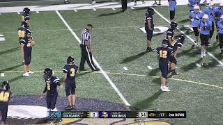 Haslett Middle School - 8th Grade Football vs Lansing Catholic