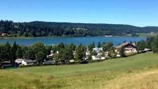 Region Lac de Saint Point, Department Doubs, France