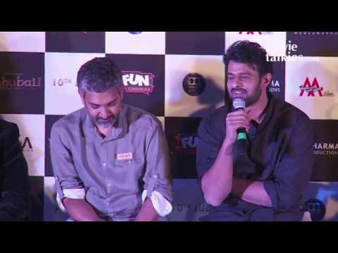 Bahubali - The Begining Trailer Launch 2015 | Prabhas, Rana Daggubati, Anushka Shetty | Launch Event