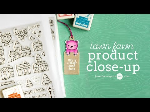 Product Close-Up: LAWN FAWN