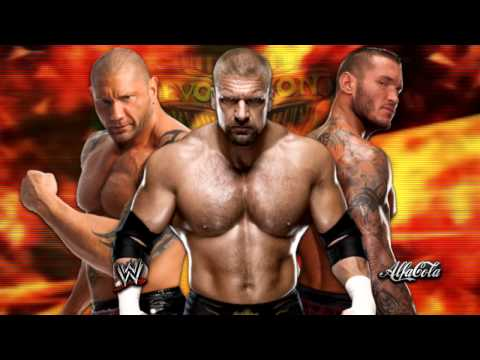 WWE: Evolution  Line In The Sand  Theme Song 2014