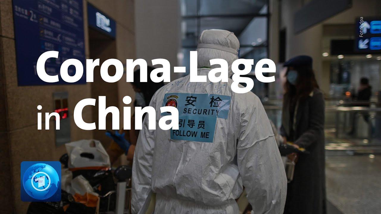 Wo alles begann: Die aktuelle Corona-Lage in China