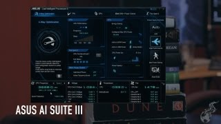 ASUS AI Suite III - Best Overview Ever