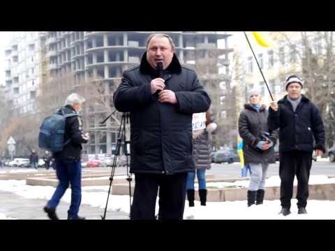 В Николаеве люди вышли на Марш мира