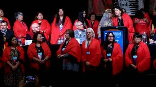 NCAI 2019 NATIONAL CONGRESS OF AMERICAN INDIANS Juana Majel Dixon  NCAI Task Force  on MMIW