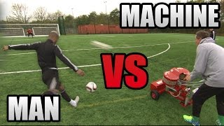 Epic Battle: F2 VS UNBEATABLE MACHINE!
