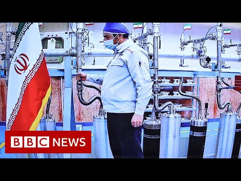Iran vows revenge for 'Israeli' attack on nuclear site - BBC News