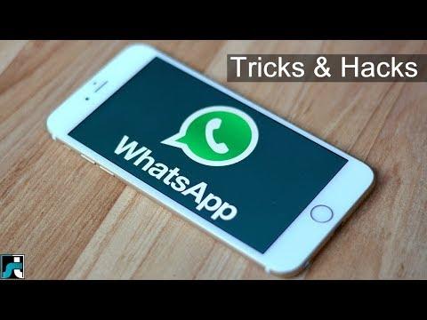 whatsapp tricks iphone hack