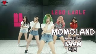 "【Dance Practice Mix】MOMOLAND (모모랜드) - ""BAAM"""