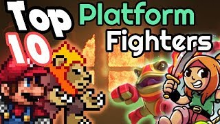 My Top 10 Platform Fighting Games