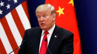 President Trump: Someone had to take on China