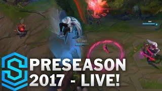 Preseason 2017 - Assassin Update!
