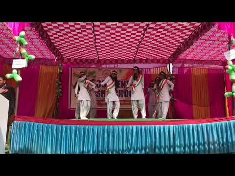 Kahte Hain Humko Pyar Se India Wale By UPCSC Class 11th Girls