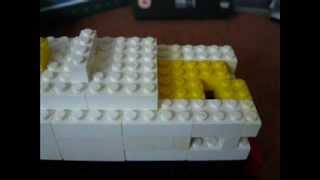 How to make: LEGO RMS TITANIC model part 2