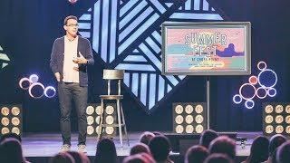 SUMMERFEST // Chris Nichols // Week 5 Message Only // Cross Point Church