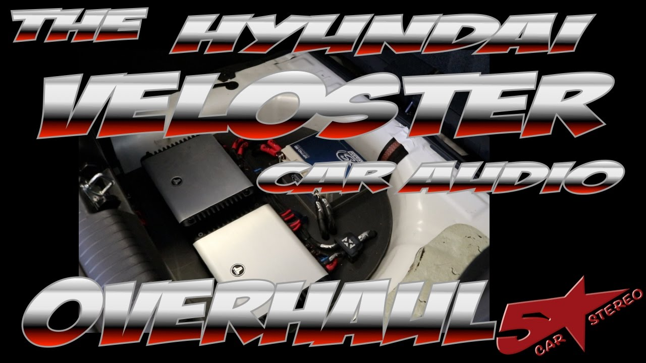 Veloster Speaker Wiring Diagram Free Download Radio The Hyundai Car Audio Overhaul Youtube At