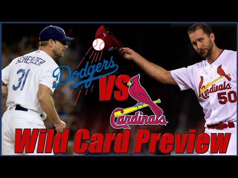 2021 MLB playoffs: Dodgers vs. Cardinals odds, NL Wild Card ...