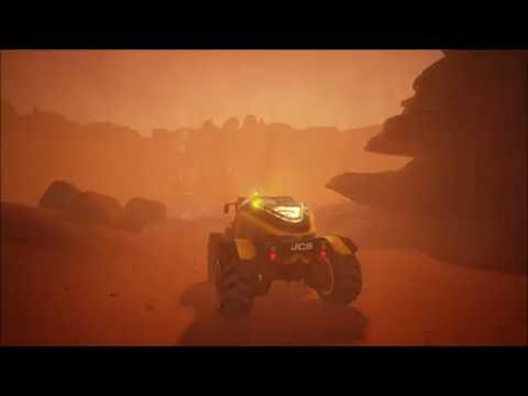 JCB Pioneer: Mars Steam Early Access Teaser Trailer