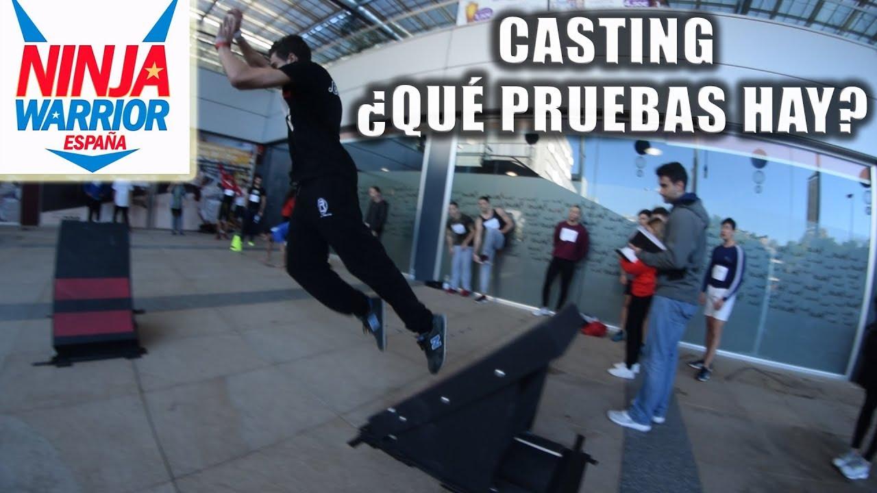 Ninja Warrior Casting
