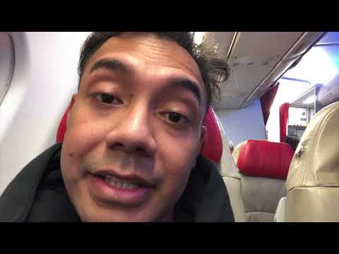 BonekVlog Japan Trip (alone) With AirAsia X - Quite Zone