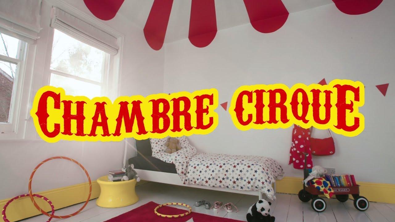 Comment Peindre Une Chambre Pour Enfant Sur Le Thème Du Cirque